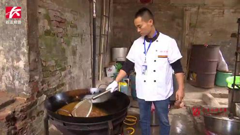 """""""明厨亮灶""""远程监控,农村聚餐厨师需持证上岗:监控操作全流程"""