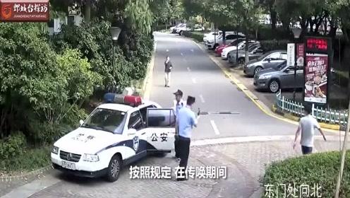 外卖小哥打伤民警和保安,只为了送单不超时!
