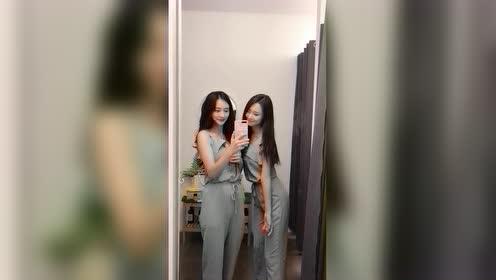 我的妹妹和我姐姐!