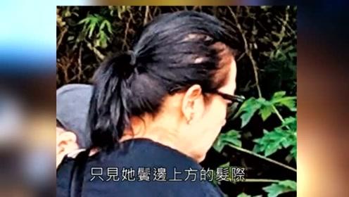 刘若英久违现身音乐朗诵头发稀疏头皮隐现文艺女神也有秃头危机?