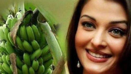 """印度第一美女,却嫁给""""香蕉树""""当妻子,背后隐情不为人知!"""