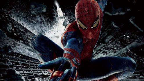 漫威出品的经典电影,男子被蜘蛛咬了一口,竟获得了超能力