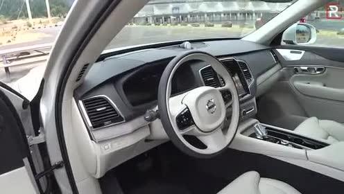 车钥匙功能,全新一代沃尔沃XC90 T8展示