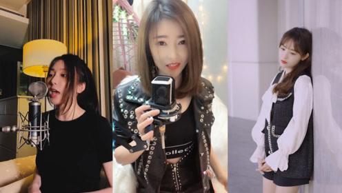 3位美女翻唱经典歌曲,中间DJ版很带劲,最后兔子牙嗓音好温柔!