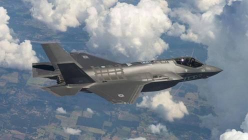 F-35战机在万米高空被辱,直接完败俄空军,俄飞行员一战成名
