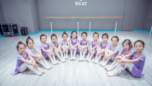 幼师必备!跳动全城少儿中国舞《鱼儿水中游》超可爱!