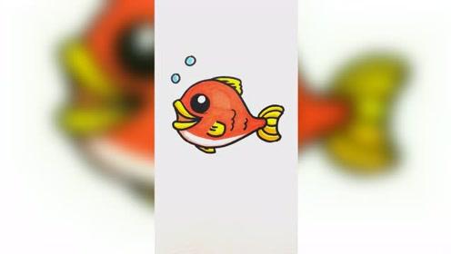 小黑点变小鱼