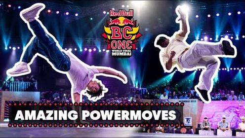 Red Bull BC One 2019全球总决赛大招合集
