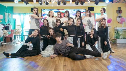 欢歌舞动!气质小姐姐齐跳流行舞,真是倾尽情感与演技的神仙编舞