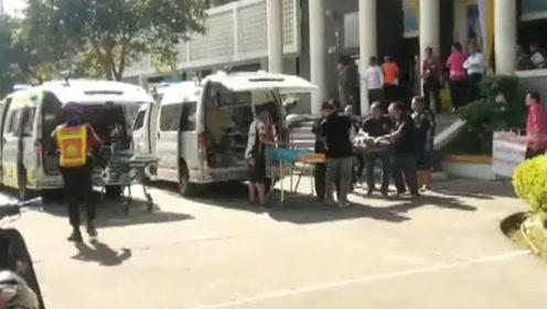 悲剧!泰国遗产纠纷突变枪战:被告法庭上掏枪打死原告及律师