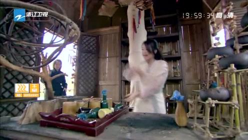 天女杨雪舞调皮捣蛋,搞发明差点把房子都给炸了!