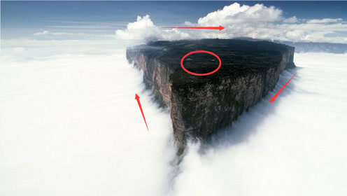 不起眼的一座山,竟是一个奇迹,里面藏着一个遗失的世界!