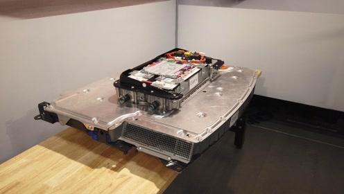 福特首款纯电动SUV车型的电驱系统长这样