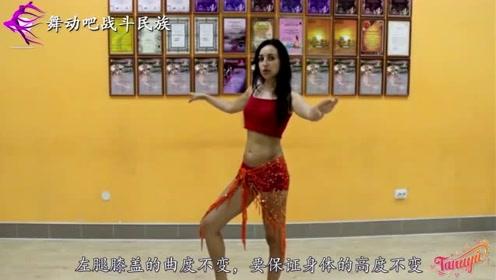"""俄罗斯舞蹈名师示范""""摆胯"""",网友:真有难度"""
