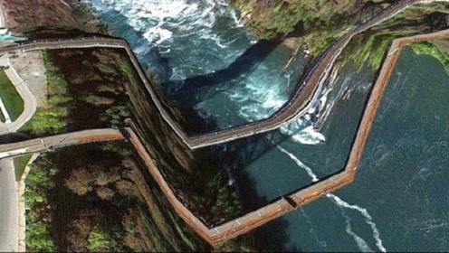 """世界上最""""牛""""的桥:想闯红灯直接断成两截,简直不可思议!"""