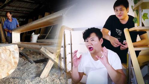 搞笑故事:棺材铺的老板用有毒漆料,全家人得病!
