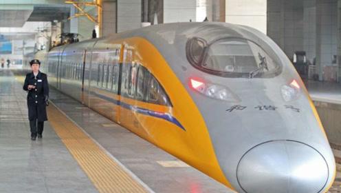 中国黄色高铁,为啥从不载客?乘务员:有钱也没法让你上车!