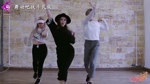 """快到飞起!街舞老师示范""""甩手舞"""",网友:安马达了"""