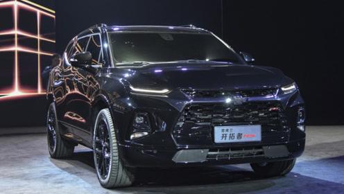 又一款SUV即将上市,车长近5米,尺寸比汉兰达还大,还买什么途昂