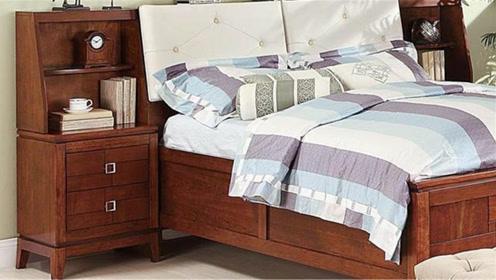 不管床有多大,这5样东西不能放床头,尤其是第二种,看完快拿走