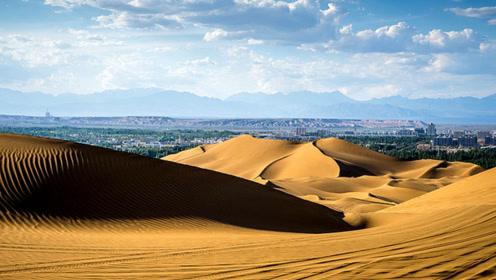 沙漠降下大雨,一天就下了九年的量,降雨原由令人称奇