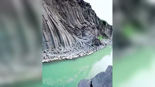 冰岛的风景真美丽
