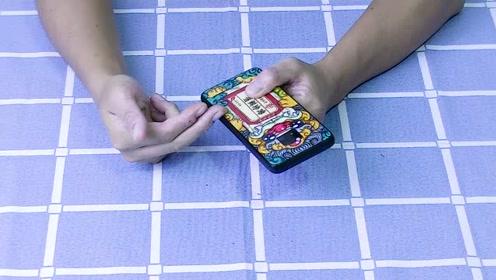 手机壳的小妙招,看了以后都会买手机壳,因为它太好用了
