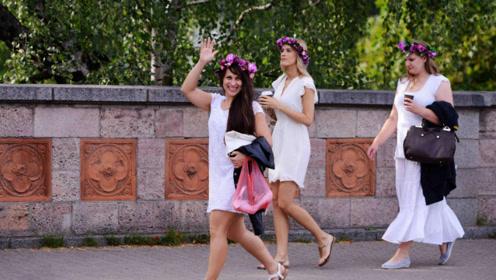 """世界上美女""""成灾""""的国家,男女比例严重失调,不是乌克兰!"""
