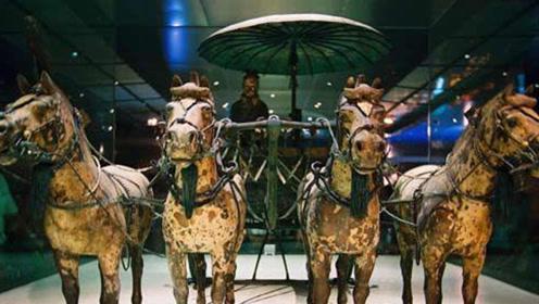 秦始皇三件国宝,两件或已毁于战乱,另一件陪葬秦陵最有希望找到