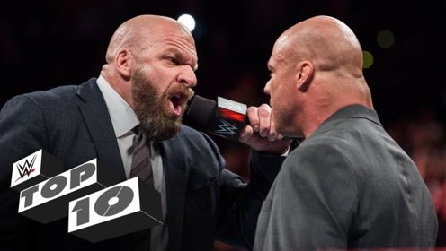 WWE幸存者大赛十大团队阵容揭晓时刻 送葬者首秀青涩水嫩