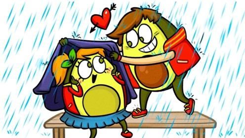 小美总被校霸欺负,反抗后对方竟爱上自己,一次邂逅俩人相爱了!