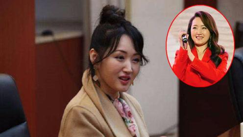 清纯玉女全靠包装,杨钰莹的未修图,已经衰老的很严重了!