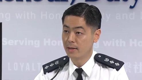 香港警方在理工大一带拘捕及登记1100人 600人为自愿离开