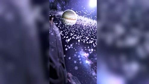 一个网球和一杯水,就能看到宇宙,涨姿势了!