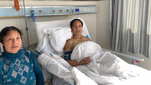 65岁老人被撞住ICU6天花10万,肇事者现场留100元逃逸