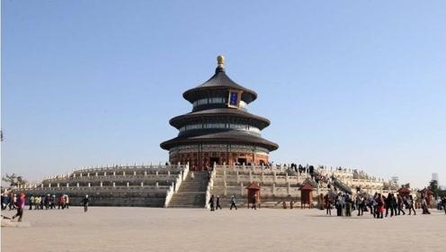 北京的天坛究竟有多大?说出来不敢相信,4个紫禁城的面积