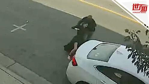 乘客外放音乐惹怒网约车司机 遭拳打脚踢拖出车外