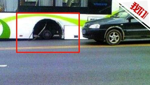 上海公交车轮胎砸死幼童案一审宣判 轮胎工获刑1年半