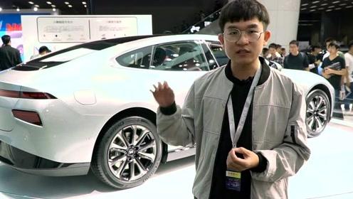 小鹏首款轿车P7,27万起预售,4.3秒破百还有L3自动驾驶