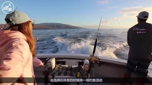 河北渔民不料钓到大鱼,掰开鱼嘴后发现,立马把这条鱼交给国家
