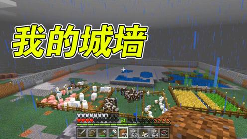 我的世界:规划做一个小城,我就是这里的城主!