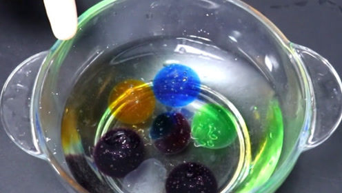 教你自制创意水精灵,过程超级简单,好看还有趣