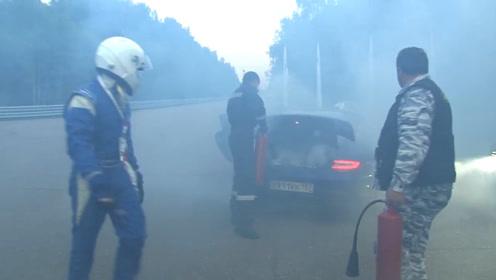 爆改保时捷挑战爆改GTR,比赛是赢了,却把自己给跑废了!