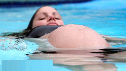 女子游泳意外怀孕,却不知父亲是谁,2年男友震惊后淡定分手!