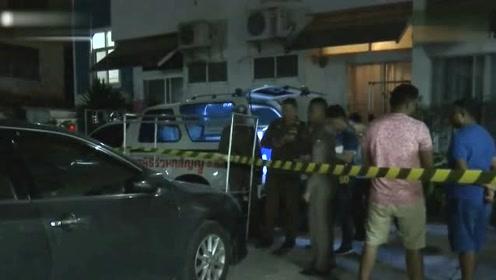 中国男子在泰国曼谷遇害 全身10余处刀伤倒在血泊中