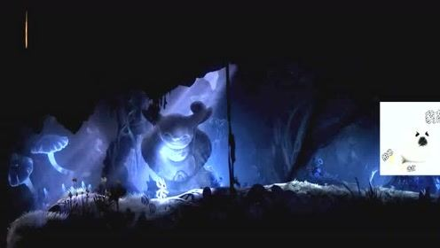 奥日与黑暗森林,精灵一族与纳鲁一族,有着很深的羁绊