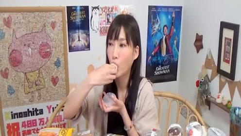 锵!日本木下试吃7-11便利店点心系列,QQ浓稠盐味饼干鲜奶油~