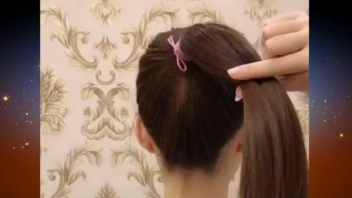 秋冬季节最适合的扎发发型,显高又显时尚清爽,赶快来看看吧