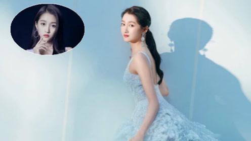 关晓彤出席活动新造型,衣品全面提升,活脱脱的小仙女