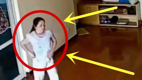 女保姆从主卧出来,走路姿势却越看越怪,视频流出丈夫无法原谅!